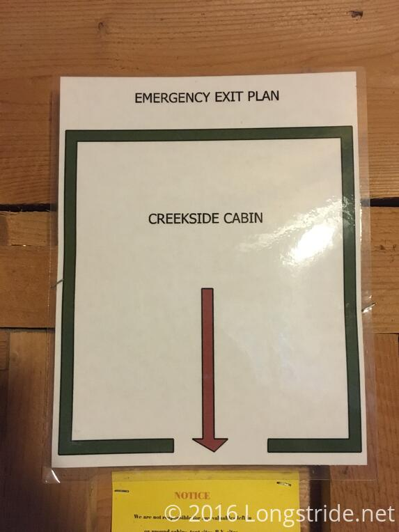 The Most Complicated Emergency Exit Plan Ever