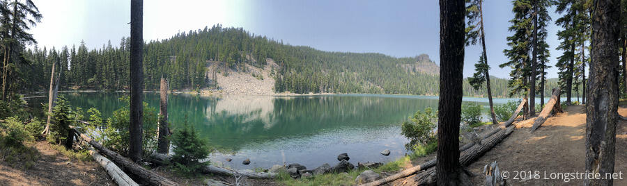 Lower Rosary Lake