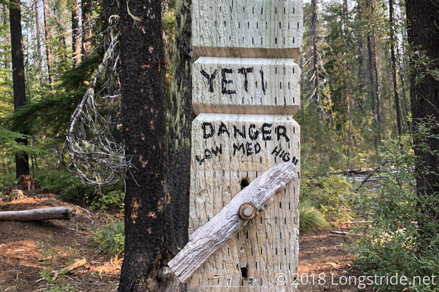 Yeti Danger: High