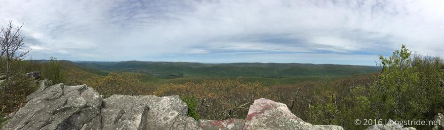 View from Wind Rock