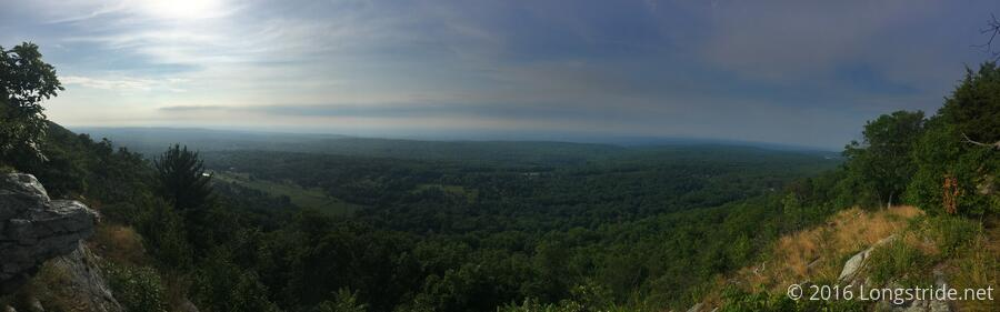 View East from Kittatinny Mountain