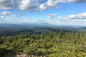 First View of Katahdin