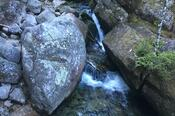 Waterfall, Katahdin Stream
