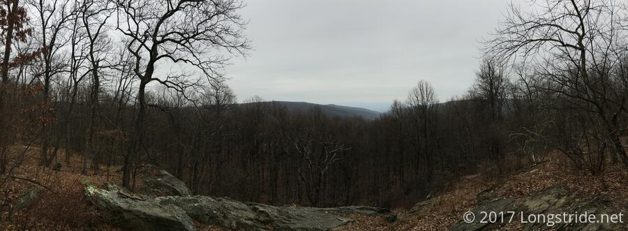 View from Hog Rock