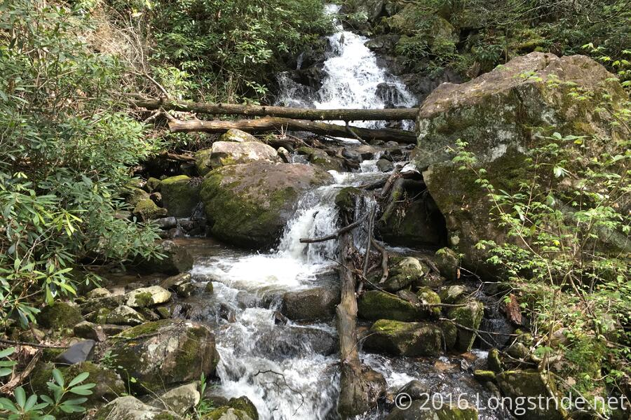 Comers Creek Waterfall