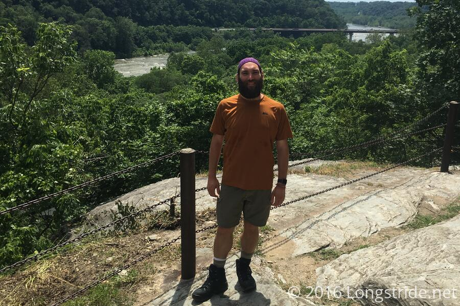 Longstride in Harpers Ferry