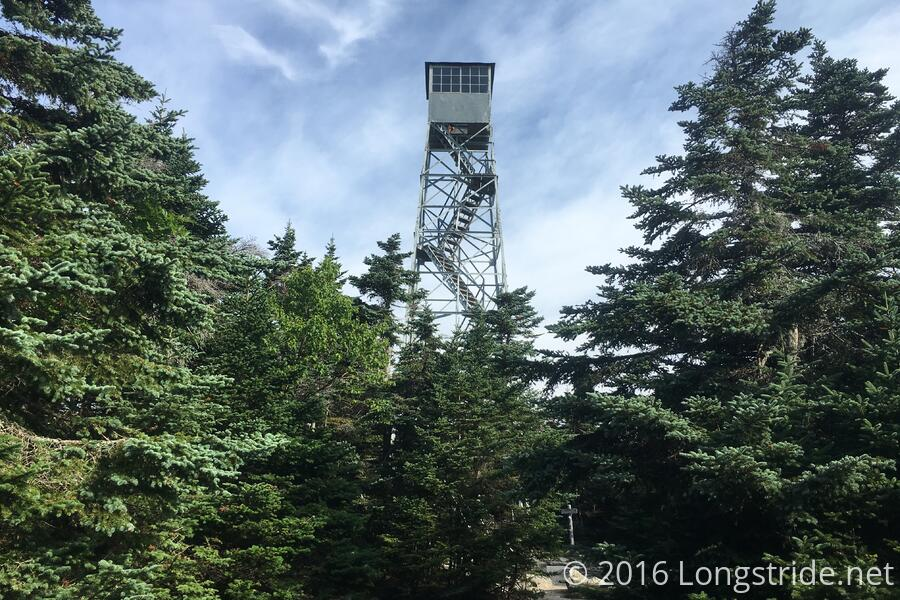 Stratton Mountain Fire Tower