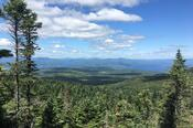 View from Wyman Mountain