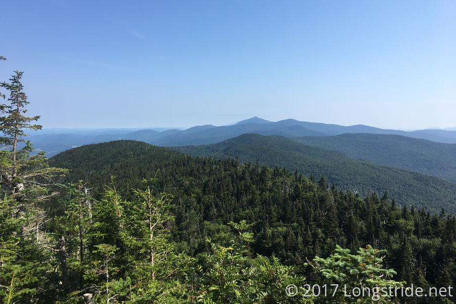 Camel's Hump from Theron Dean Shelter