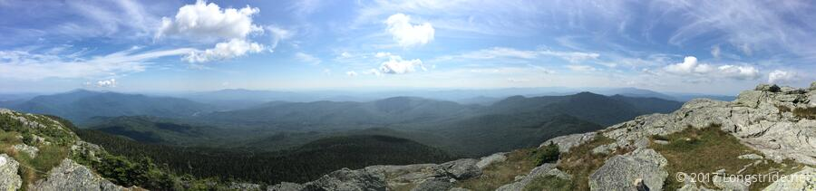 View from Camel's Hump Summit