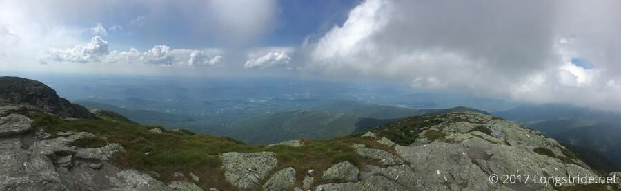 View from Mount Mansfield Summit