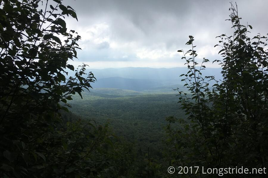 View from Haystack Mountain