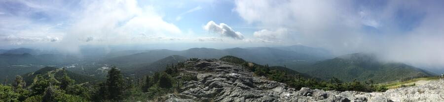View from Jay Peak