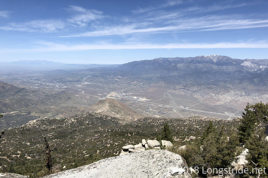 San Gorgonio and Cabazon