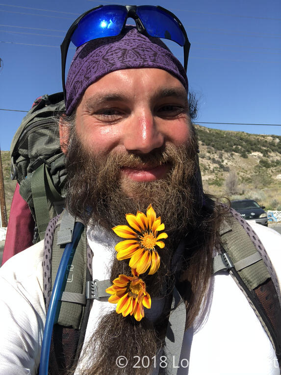 Happy Mountain Hippy