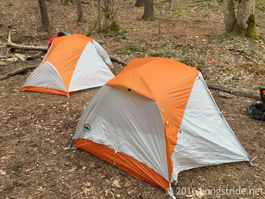 Twin Tents