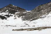 View of Mather Pass