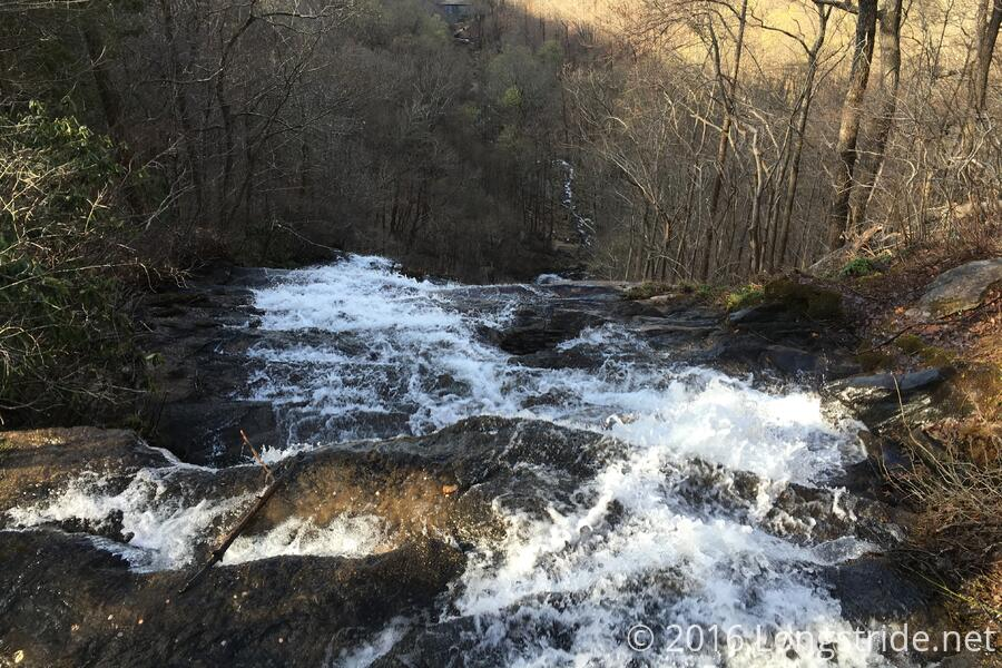 Amicalola Falls, View from Top